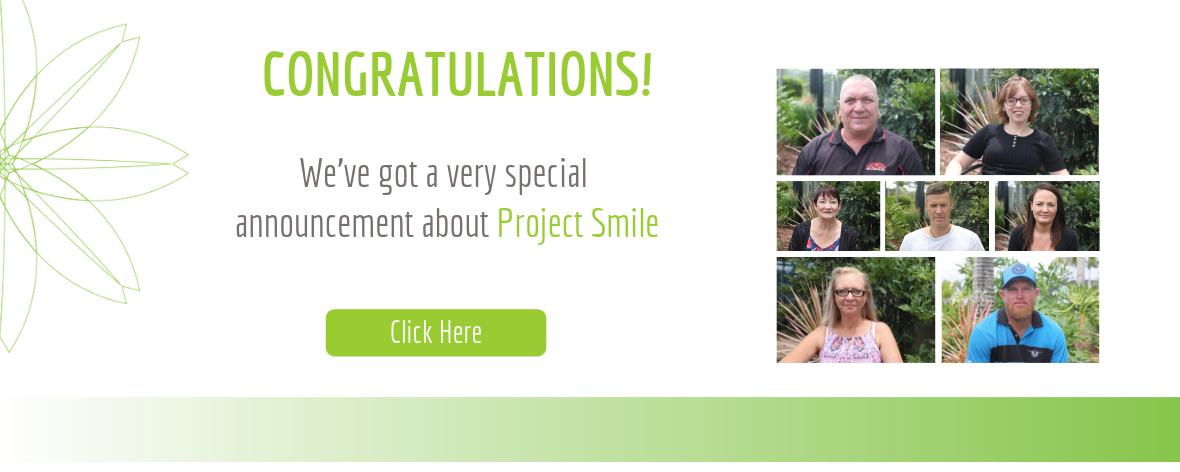 Project Smile Winners