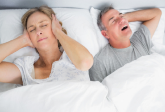 Snoring and Your Relationship