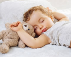 Sleeping issues in Toddlers causes issues later life