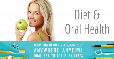 Diet & Oral Health - Dental Health Week 2017