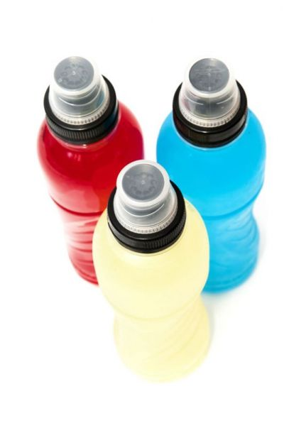 Sports Drinks Damage Teenagers' Teeth